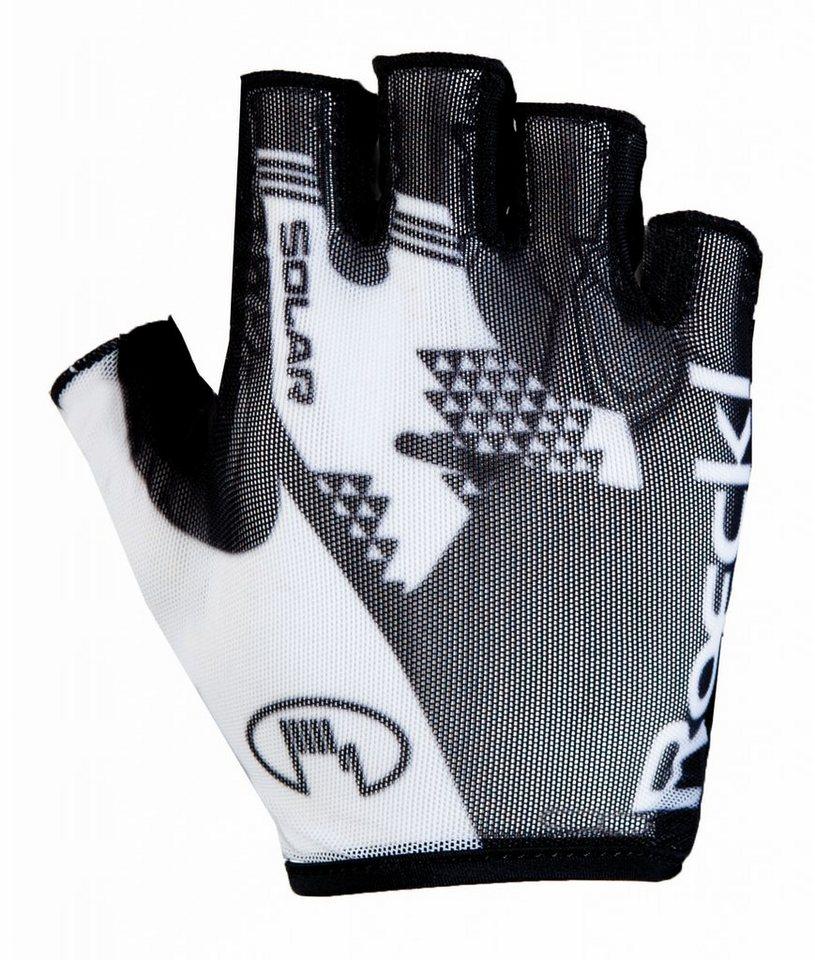 Roeckl Fahrrad Handschuhe »Izeda Handschuh« in schwarz