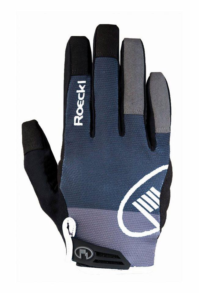 Roeckl Fahrrad Handschuhe »Mafra Handschuh« in schwarz