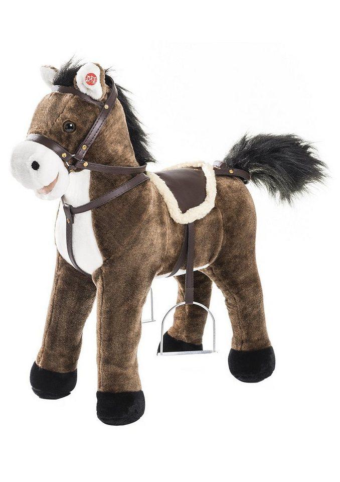 Sun, Stehpferd mit Sound »Großes Pony«