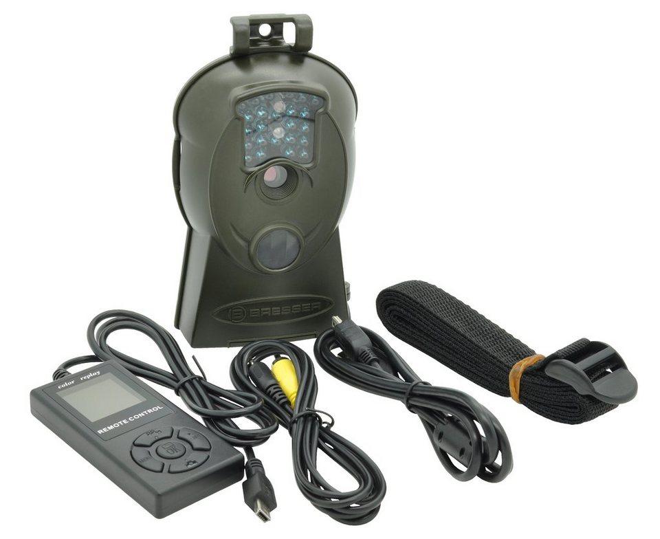 Bresser Überwachungskamera »BRESSER Wildkamera 60° 10MP*«