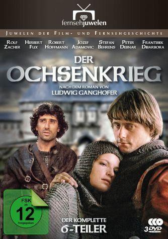 DVD »Der Ochsenkrieg (3 Discs)«