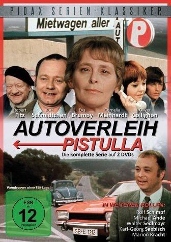 DVD »Autoverleih Pistulla (2 Discs)«