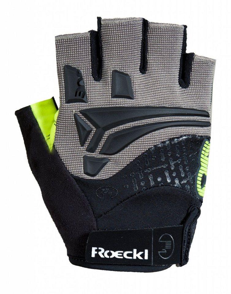 Roeckl Fahrrad Handschuhe »Inobe Handschuh« in grau
