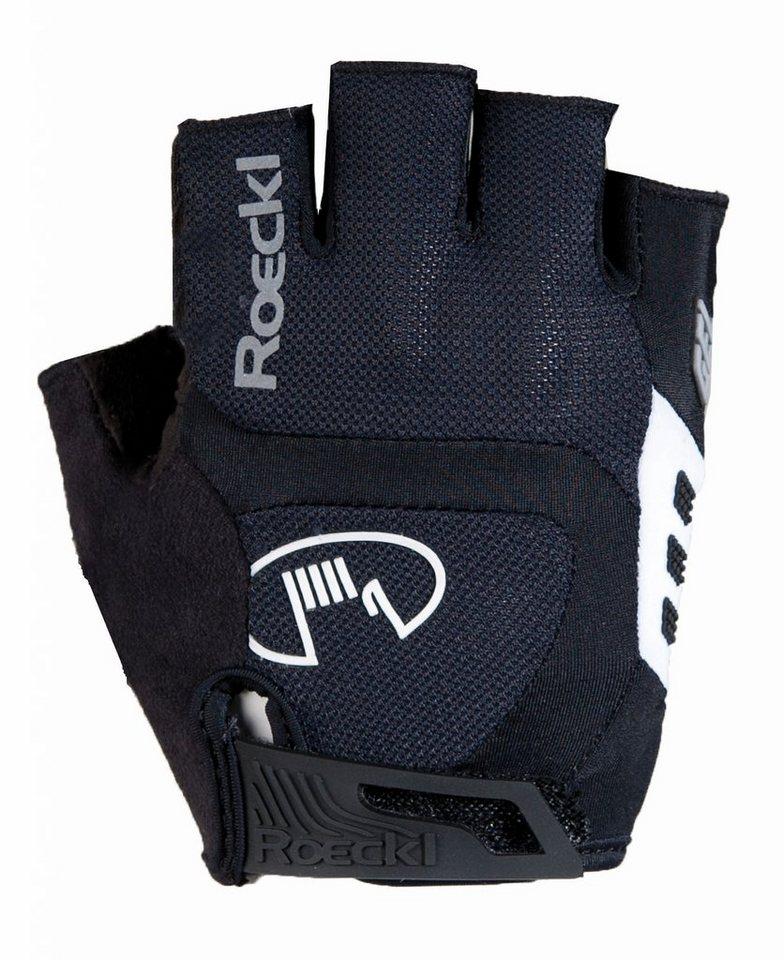 Roeckl Fahrrad Handschuhe »Idegawa Handschuh« in schwarz