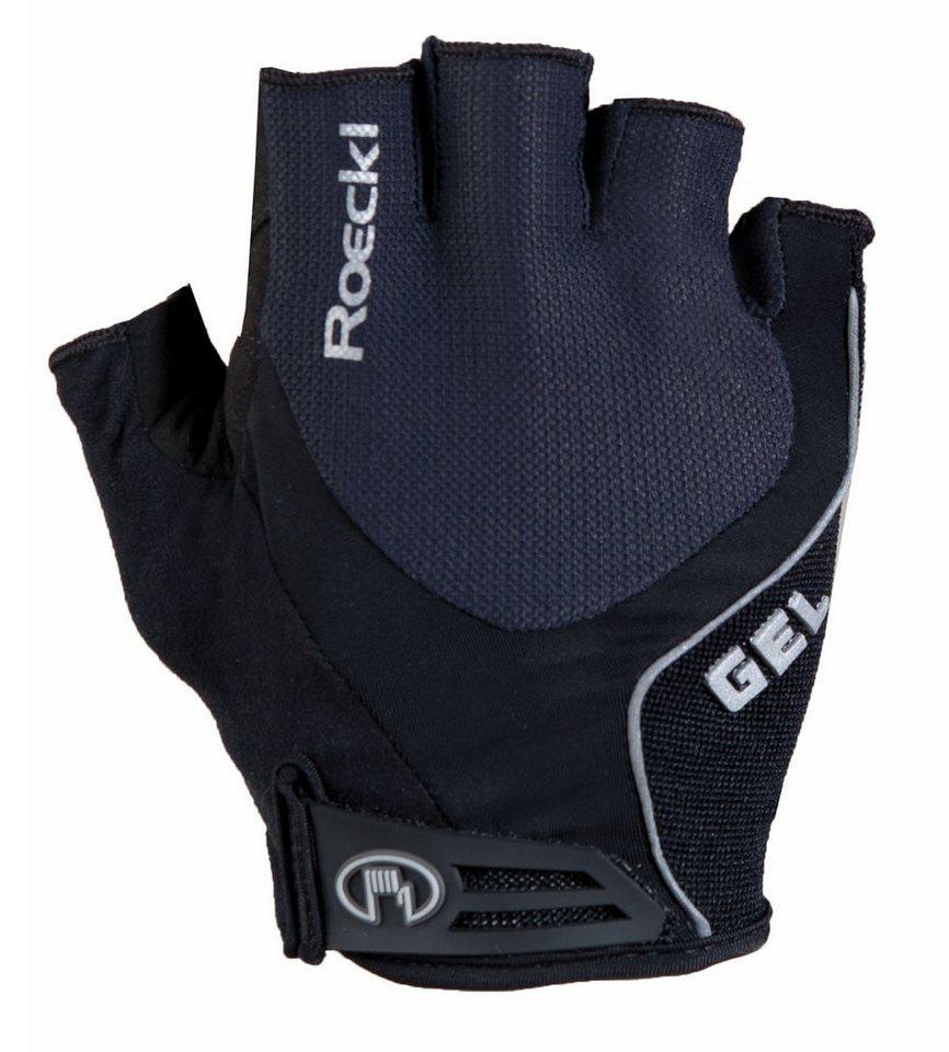 Roeckl Fahrrad Handschuhe »Imuro Handschuh« in schwarz