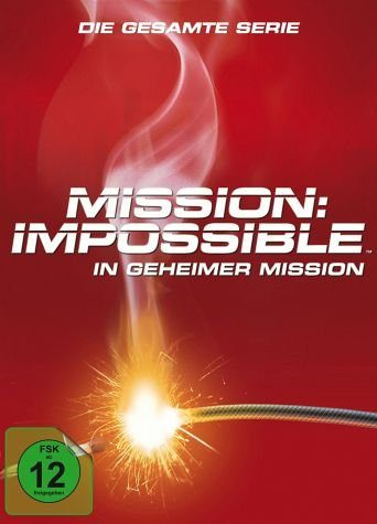 DVD »Mission: Impossible - In geheimer Mission -...«