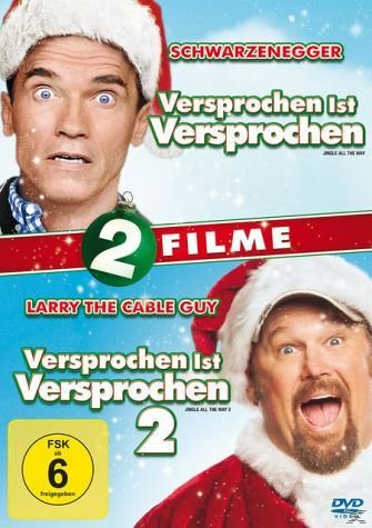 DVD »Versprochen ist Versprochen 1+2 - 2 Disc DVD«