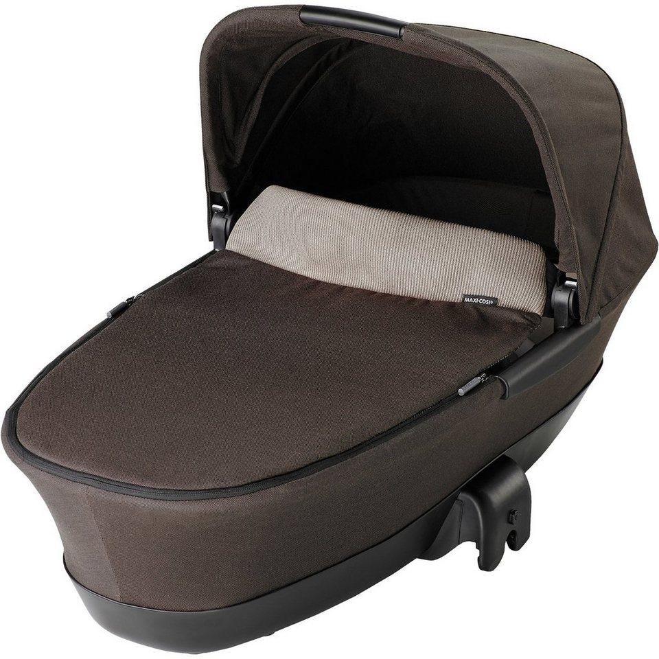 Maxi-Cosi Kinderwagenaufsatz Dana, Mura und Mura Plus 4, faltbar, eart in braun