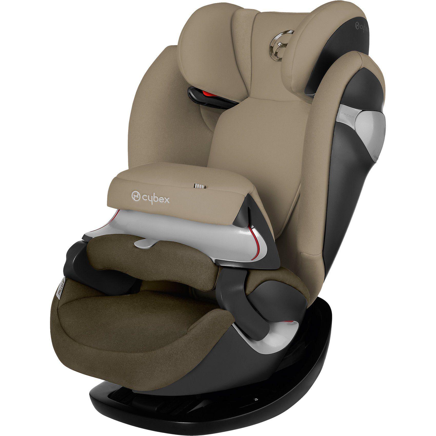 Cybex Auto-Kindersitz Pallas M, Gold Line, Olive Khaki-Khaki, 2016