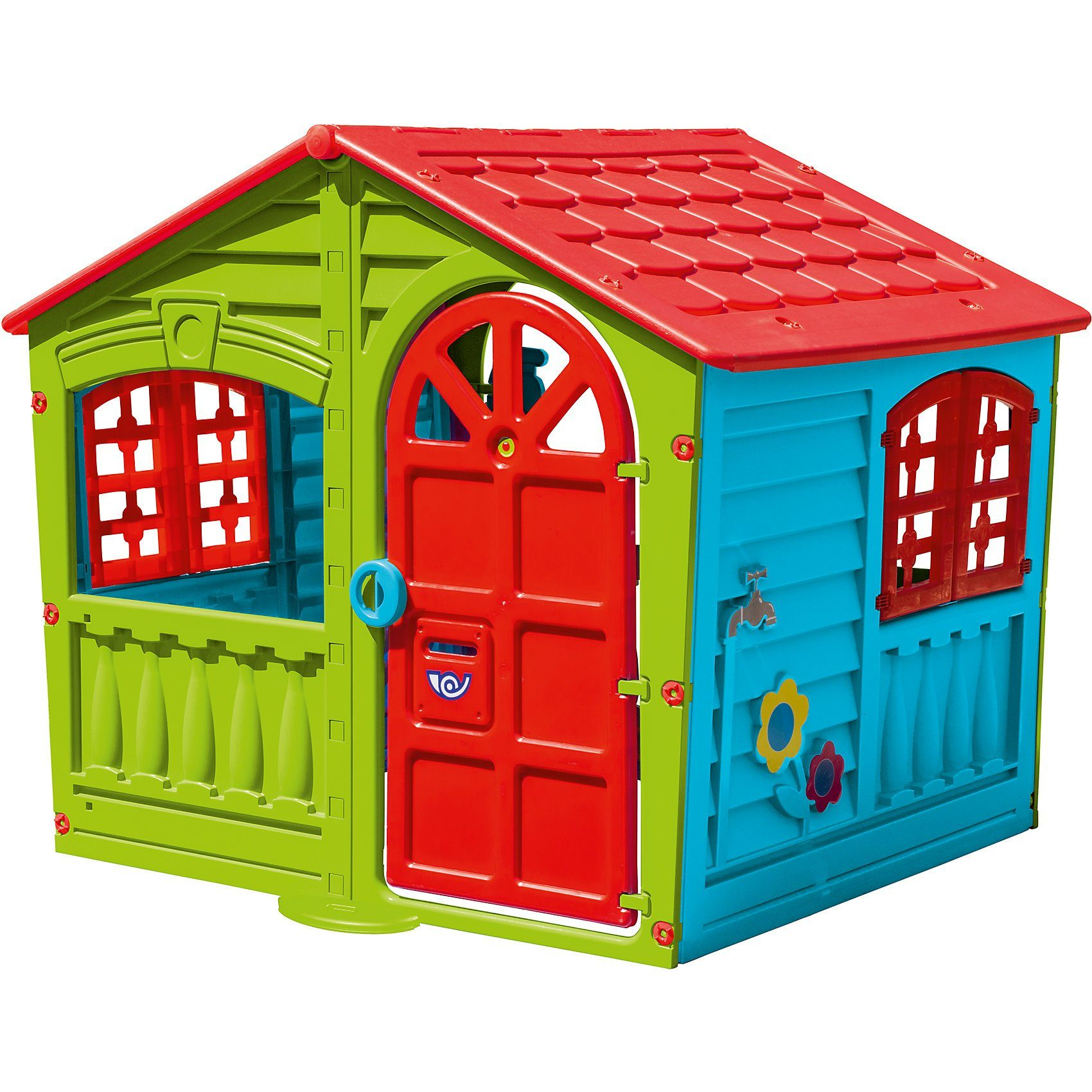 Beluga Kinderspielhaus House of Fun, 130 x 111 x 115 cm
