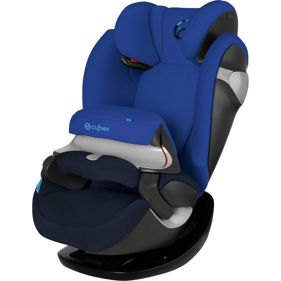 Cybex Auto-Kindersitz Pallas M, Gold Line, Royal Blue-Navy Blue, 2 in blau