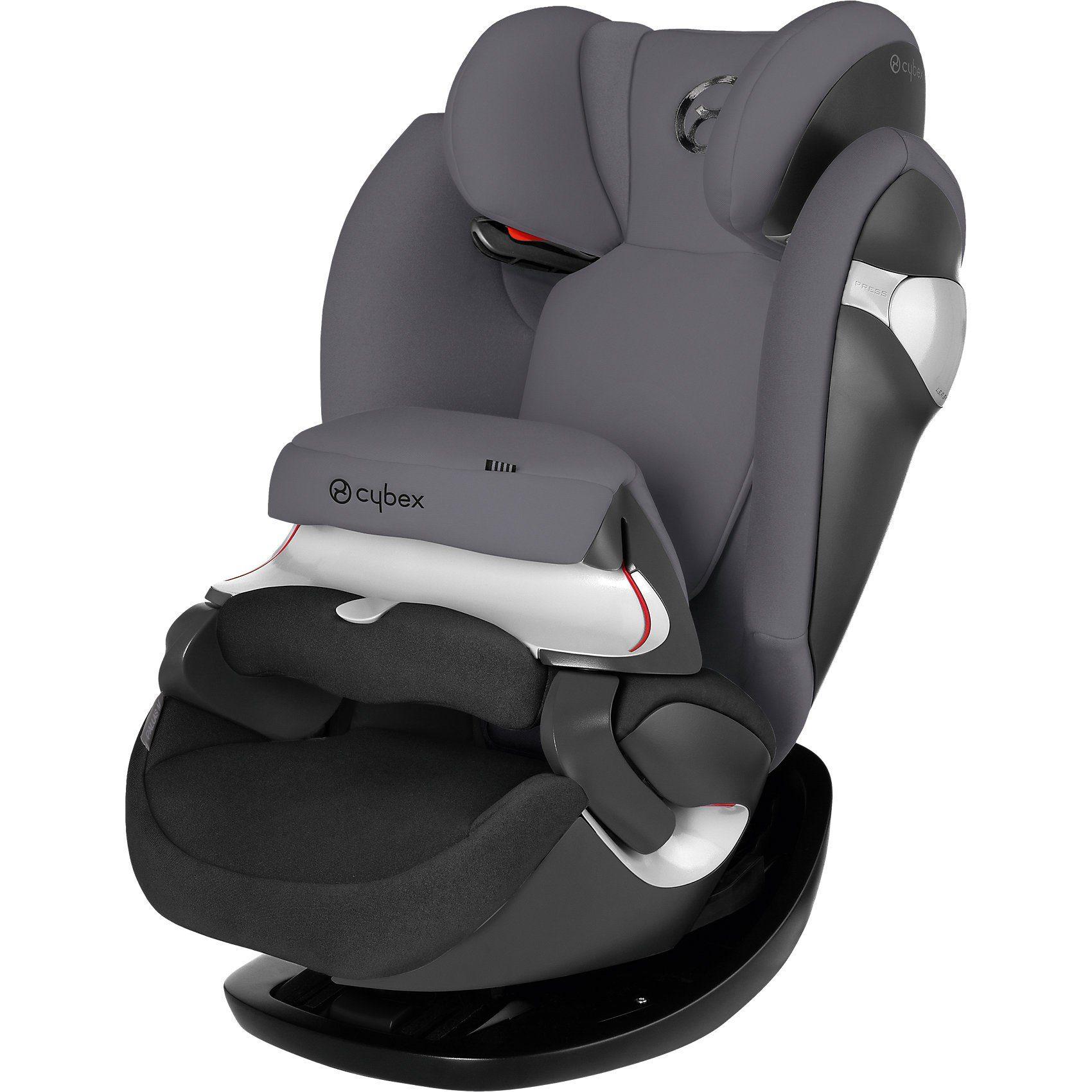 Cybex Auto-Kindersitz Pallas M, Gold-Line, Phantom Grey-Dark Grey,