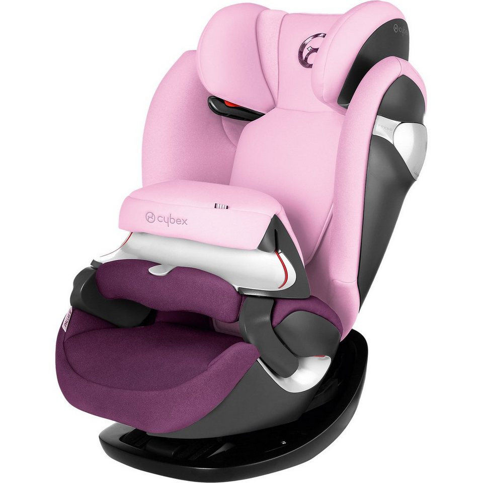 cybex auto kindersitz pallas m gold line princess pink. Black Bedroom Furniture Sets. Home Design Ideas