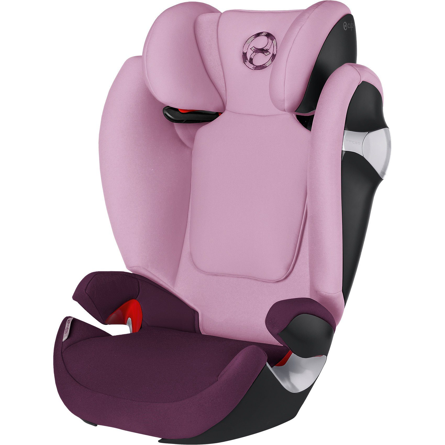Cybex Auto-Kindersitz Solution M, Gold-Line, Princess Pink-Purple,