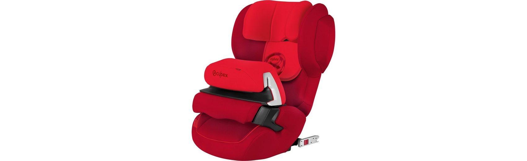 Cybex Auto-Kindersitz Juno 2-Fix, Gold-Line, Mars Red-Red, 2016