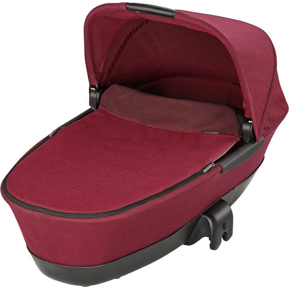 Maxi-Cosi Kinderwagenaufsatz Dana, Mura und Mura Plus 4, faltbar, robi in rot