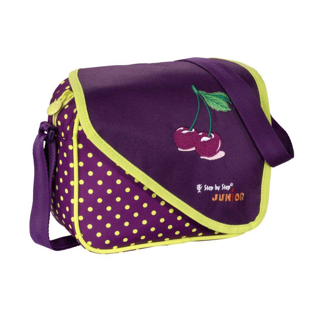 Step by Step JUNIOR Kindergartentasche Alpbag, Purple Cherry