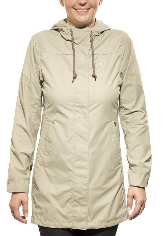 Tatonka Outdoorjacke »Bandra Coat Women« in beige