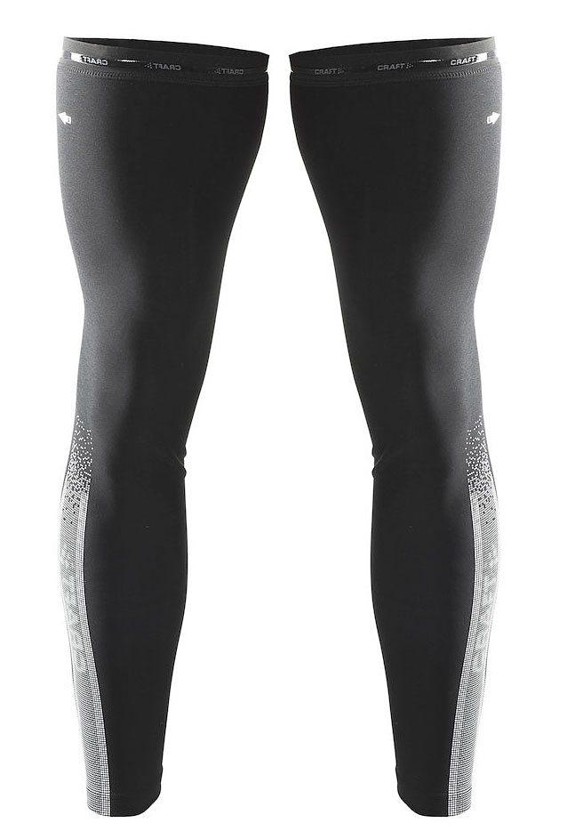 Craft Armling »Shield Leg Warmer« in schwarz