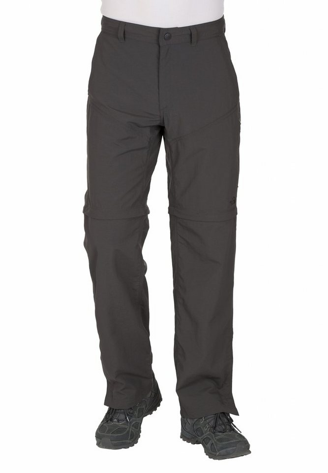 The North Face Outdoorhose »Horizon Convertible Pant Men Regular« in grau
