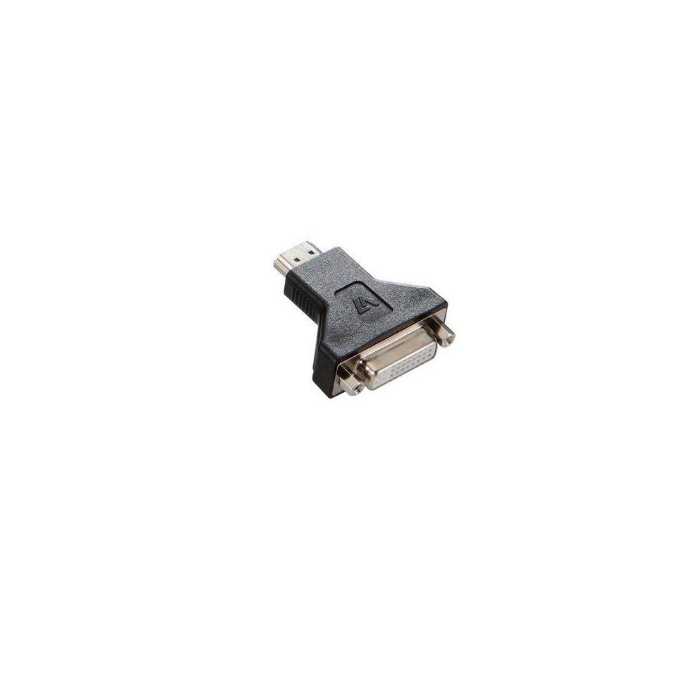 V7 HDMI »ADAPTER HDMI TO DVI-D BLACK«
