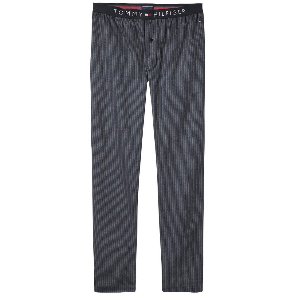 Tommy Hilfiger Homewear »Flag flannel pant stripe« in TAP SHOE