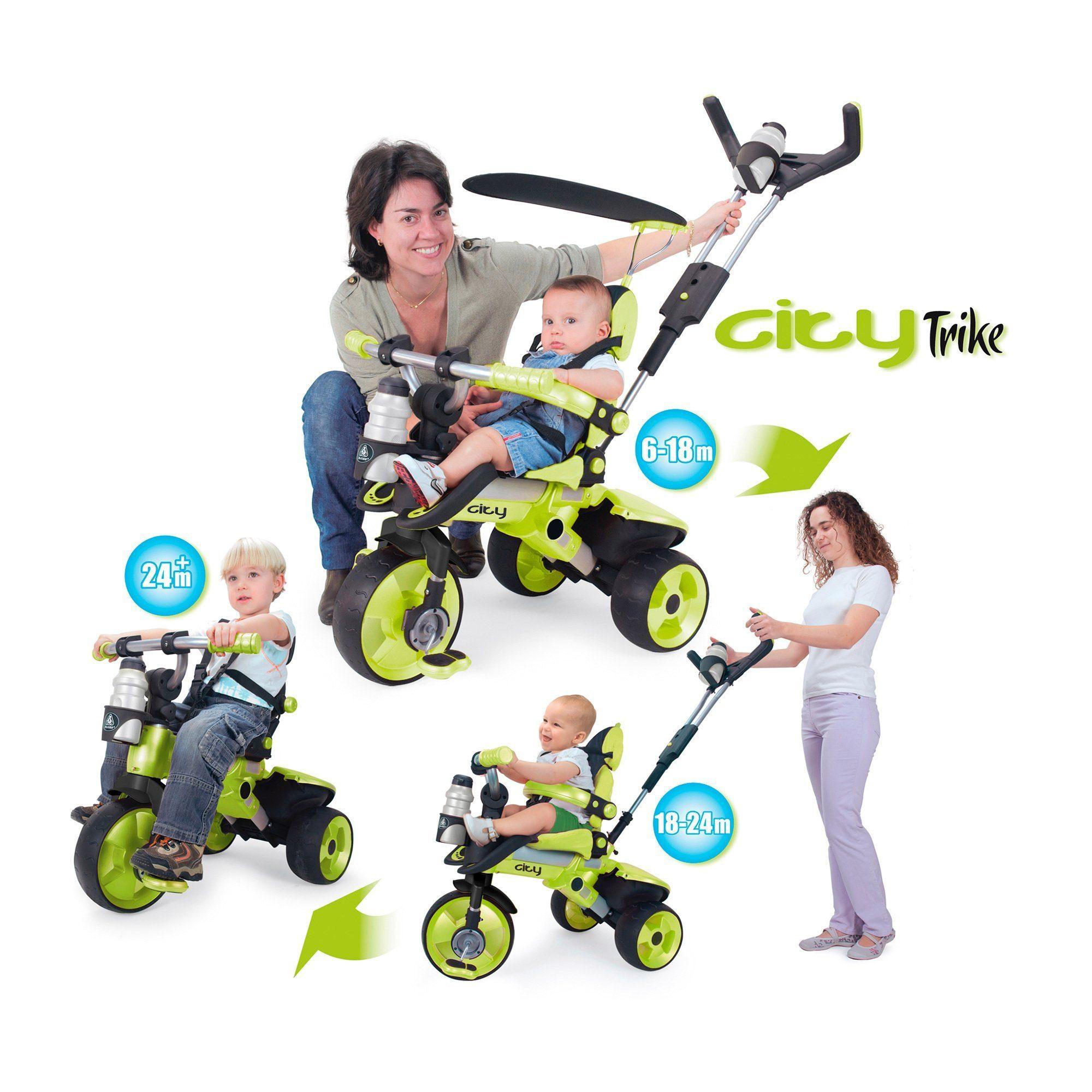 INJUSA Kinderwagen/Dreirad City