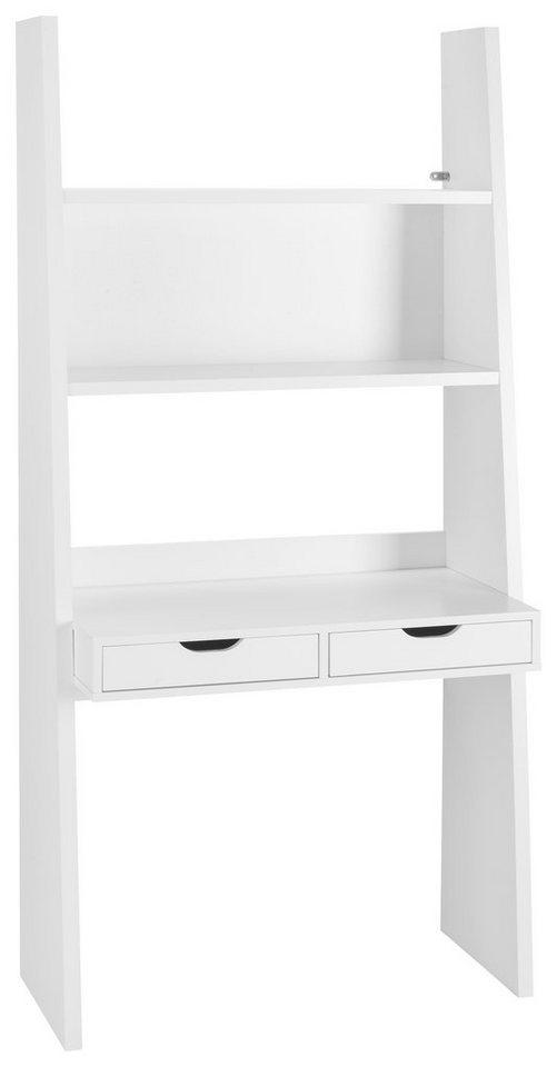 HMW Schreibtisch »Piso« in weiß