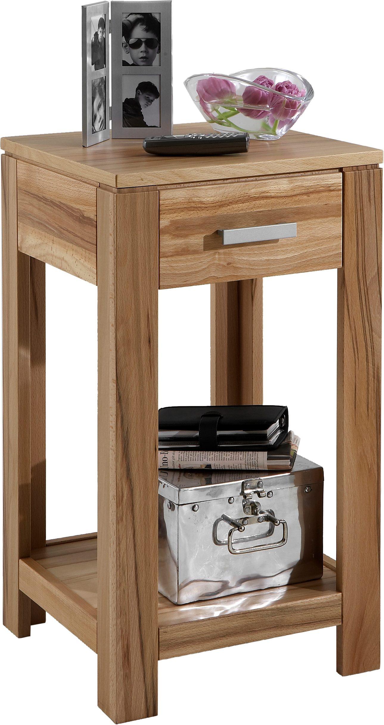 Konsole »Sandos « mit Schubkasten 40x40 cm