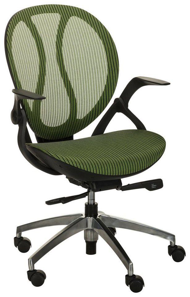 Bürostuhl »Biba« in grün