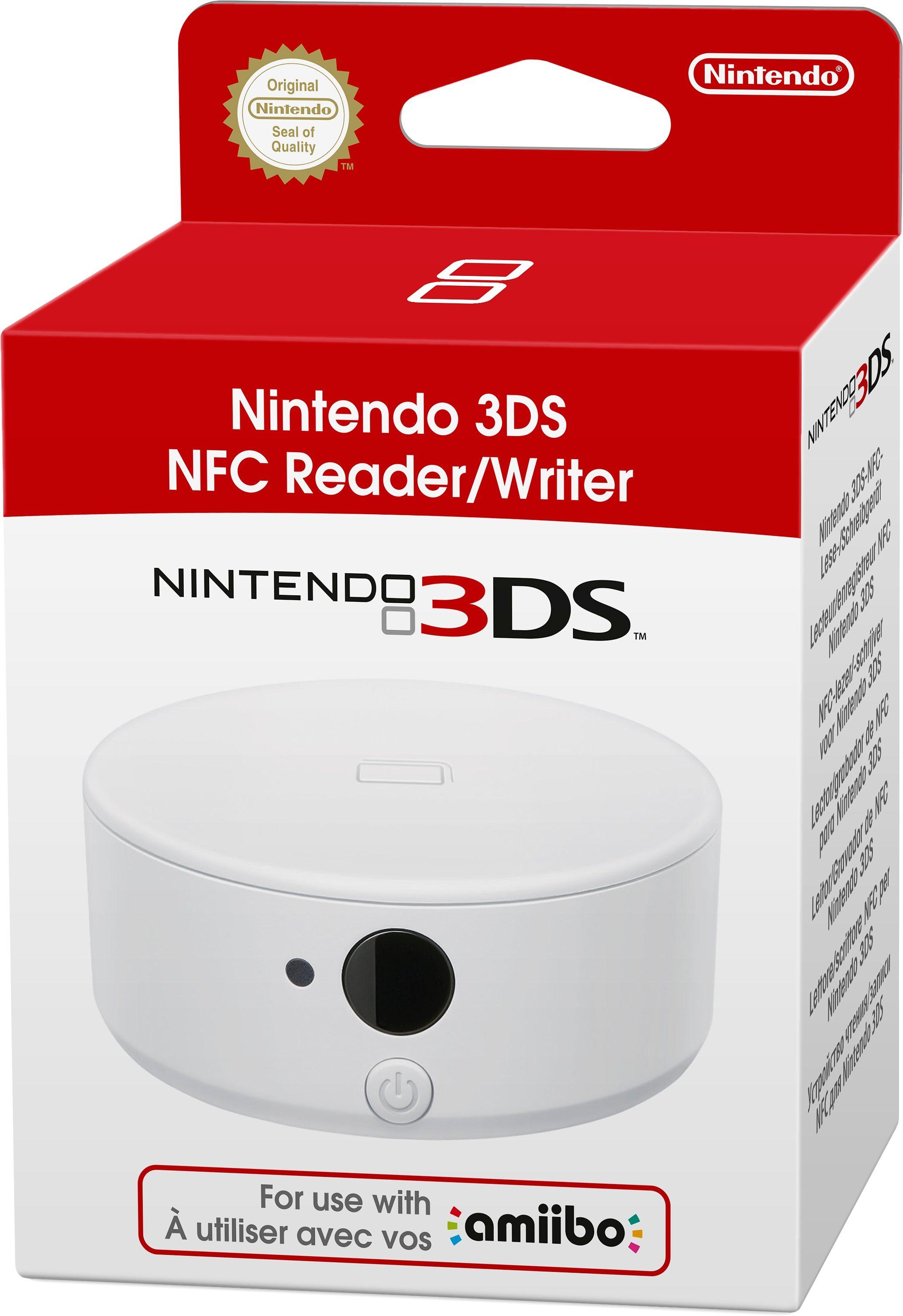 Nintendo 3DS NFC-Lese- und Schreibgerätes Fernbedienung