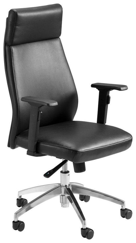 Bürostuhl »Lucka« in schwarz