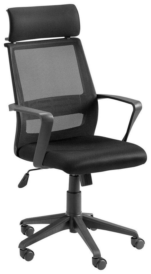 Bürostuhl »Dingo« in schwarz