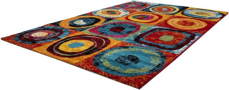 Teppich »Lima 307«, LALEE, rechteckig, Höhe 15 mm
