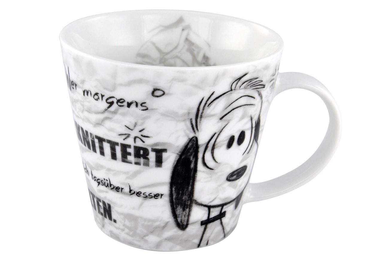United Labels Tasse, »Peanuts, Zerknittert«