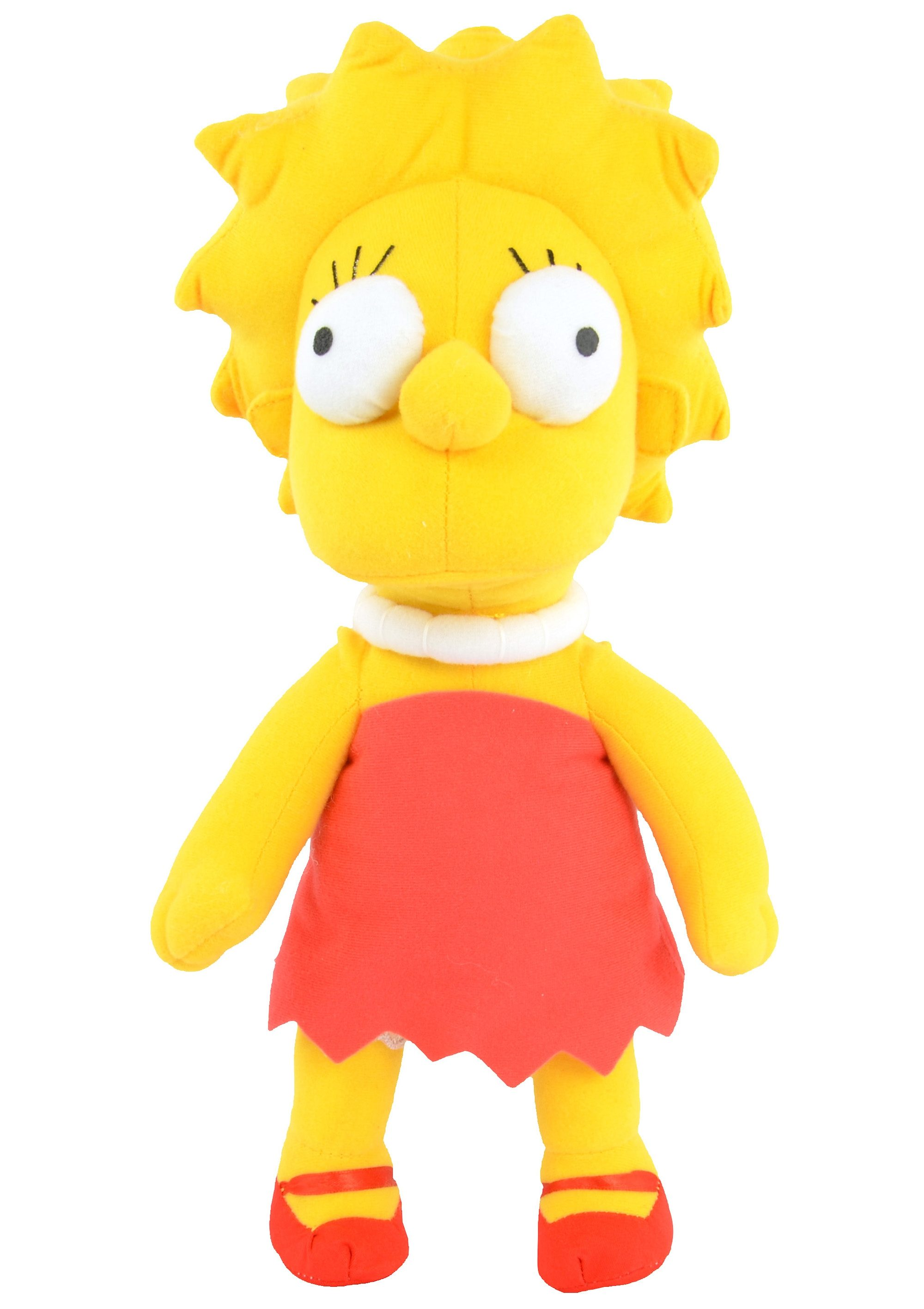 United Labels Plüschpuppe, »The Simpsons - Lisa ca. 31 cm«