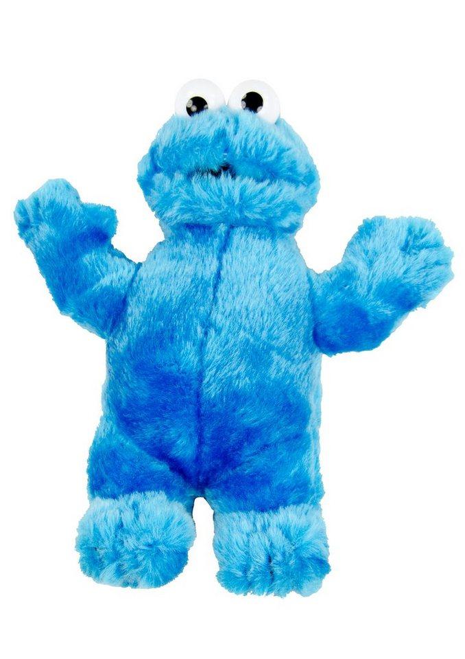 United Labels Plüschpuppe, »Die Sesamstraße - Krümelmonster ca. 30 cm« in blau