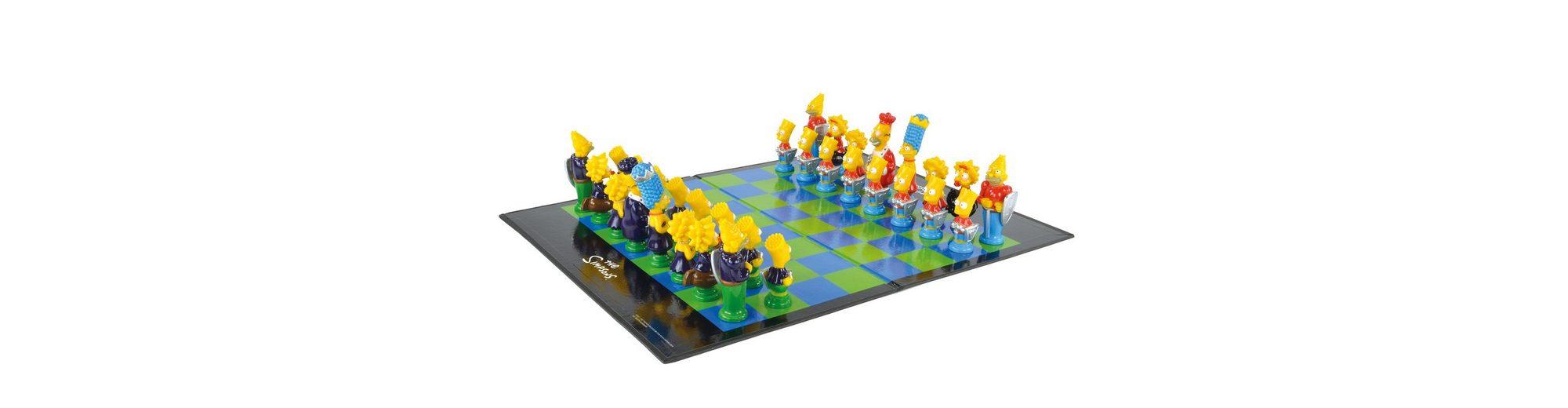 United Labels Schachspiel, »The Simpsons«