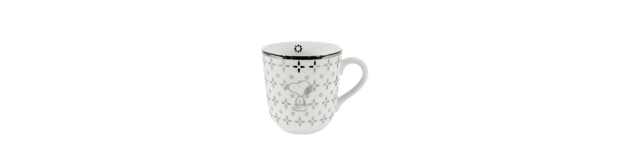 United Labels Tasse, »Peanuts, Crystal Patch«