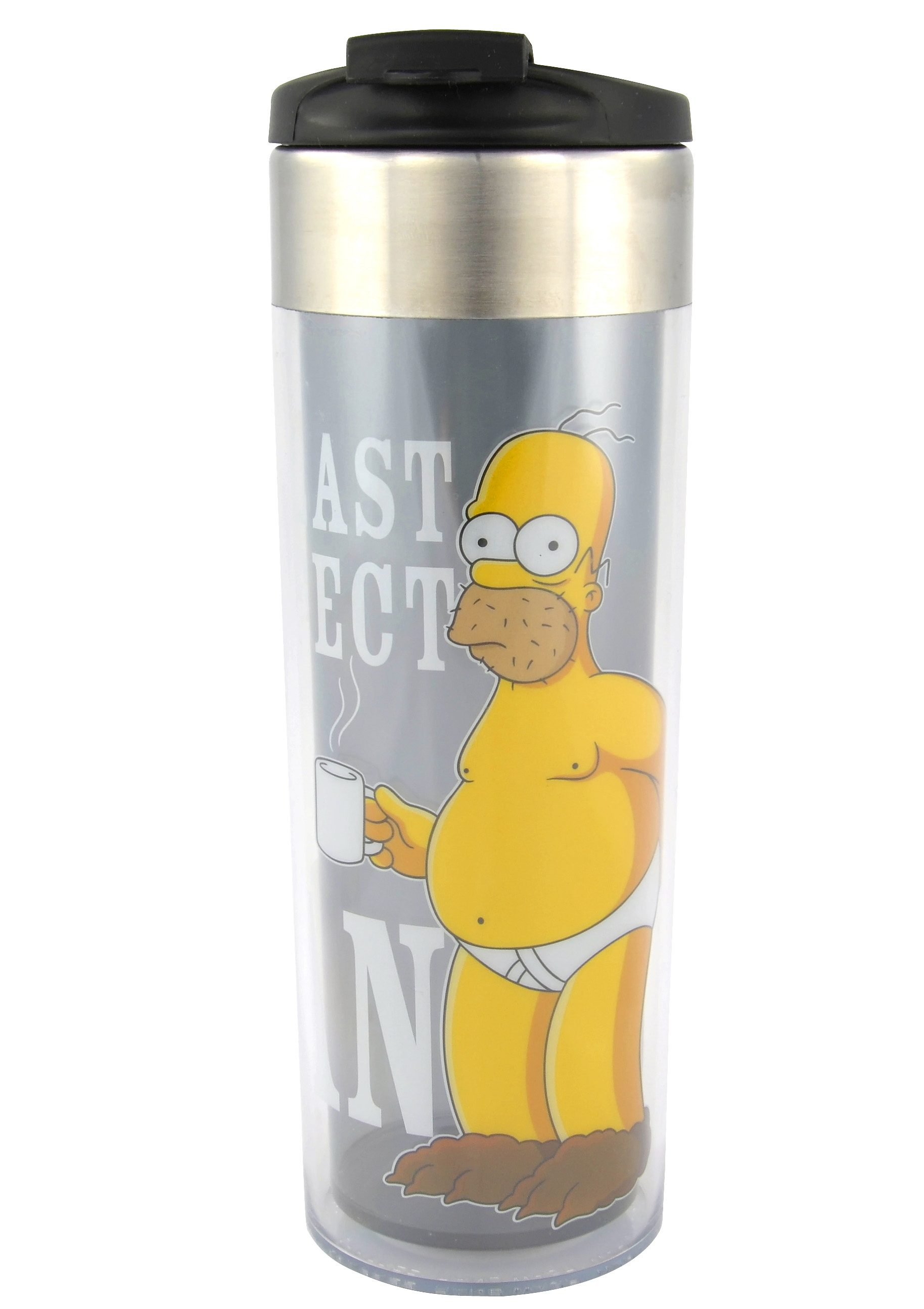 United Labels Tasse to go, »The Simpsons, The last perfect man«