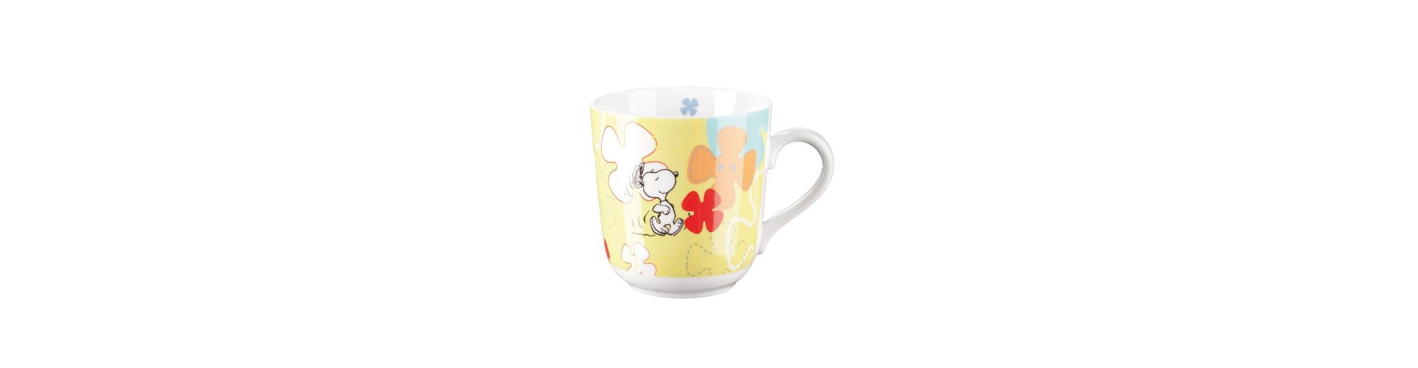 United Labels Tasse, »Peanuts, Flowers«