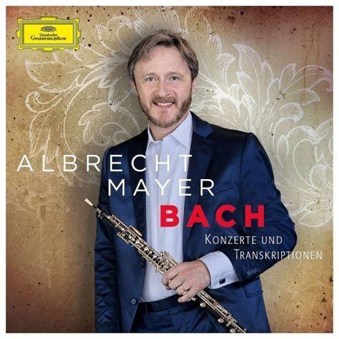 Audio CD »Johann Sebastian Bach: Bach: Konzerte Und...«