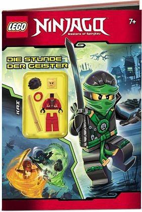 Broschiertes Buch »LEGO® NINJAGO(TM) Die Stunde der Geister: mit...«