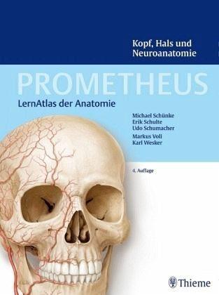 Gebundenes Buch »PROMETHEUS Kopf, Hals und Neuroanatomie«