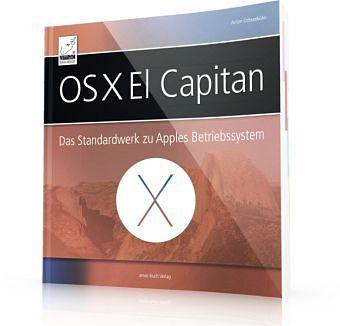 Broschiertes Buch »OS X El Capitan«