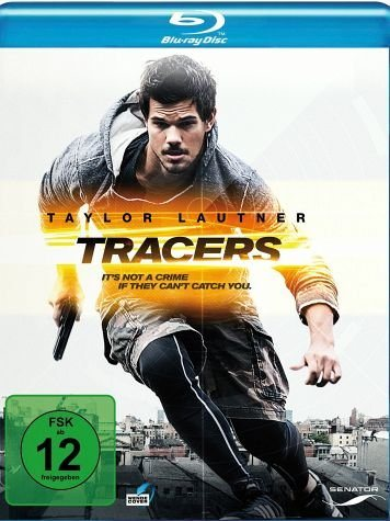 Blu-ray »Tracers«