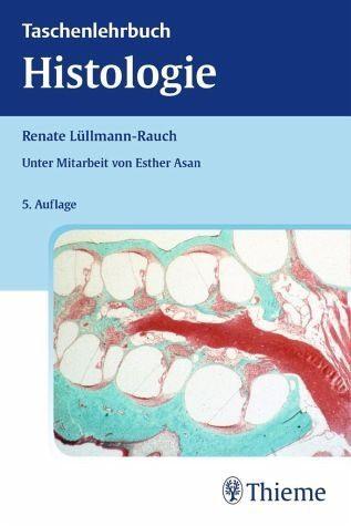 Broschiertes Buch »Taschenlehrbuch Histologie«