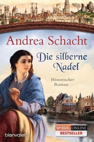 Broschiertes Buch »Die silberne Nadel / Myntha, die...«