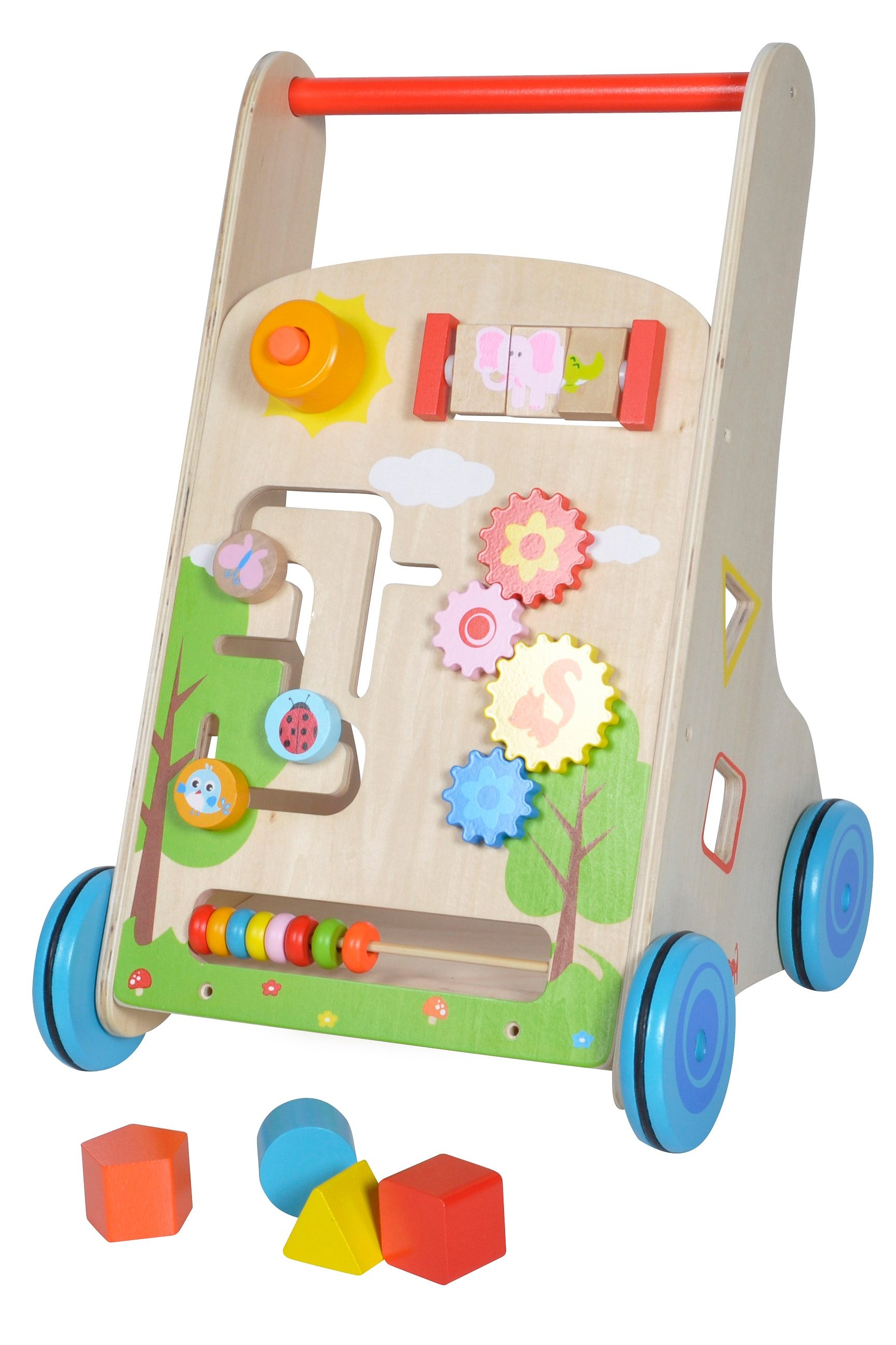 knorr toys Lauflernhilfe, »Explorer«