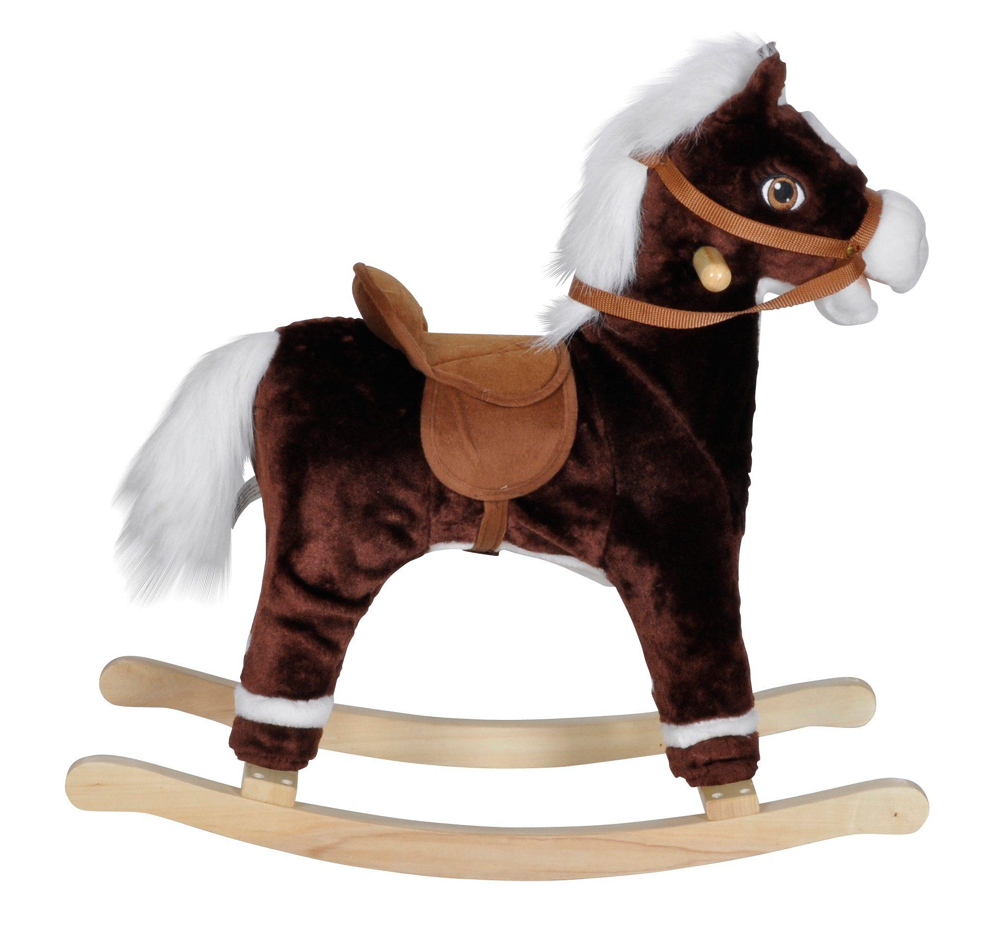 knorr toys Schaukelpferd mit Sound, »Olaf«